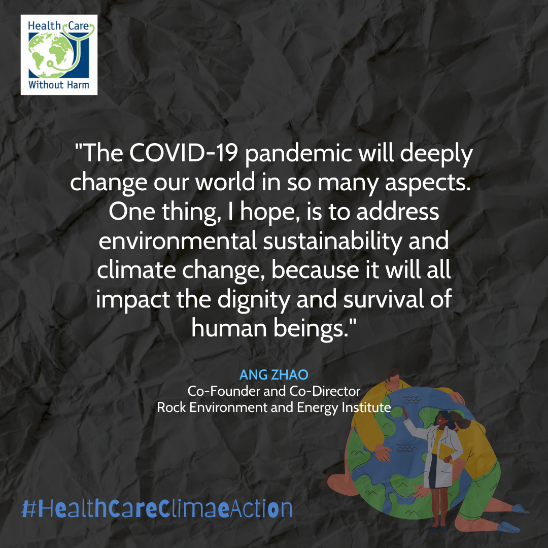 covid climate health